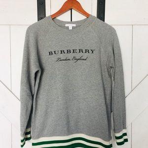 Sale! Burberry sweatshirt